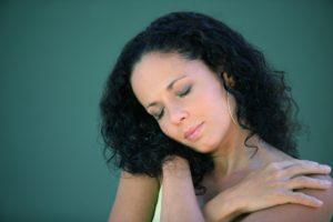 shoulder pain after pregnancy