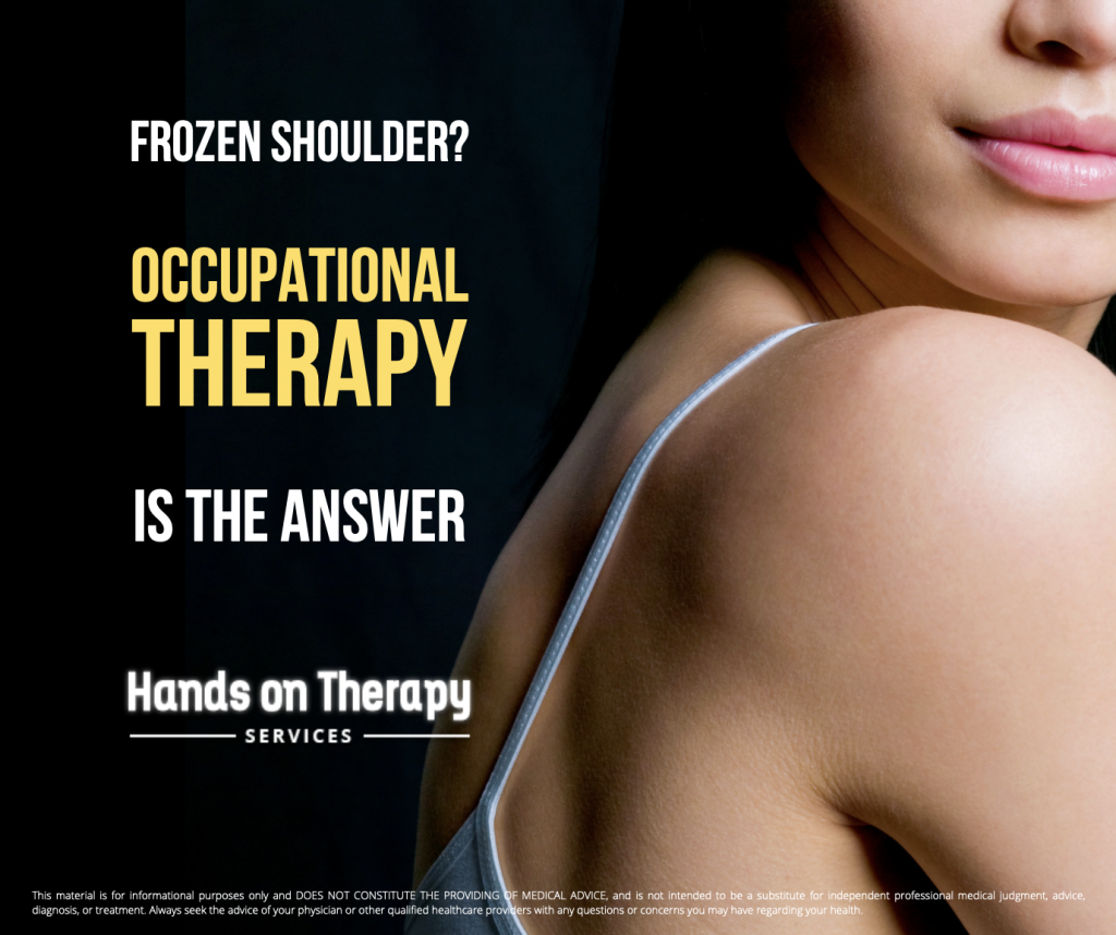 frozen shoulder therapy miami
