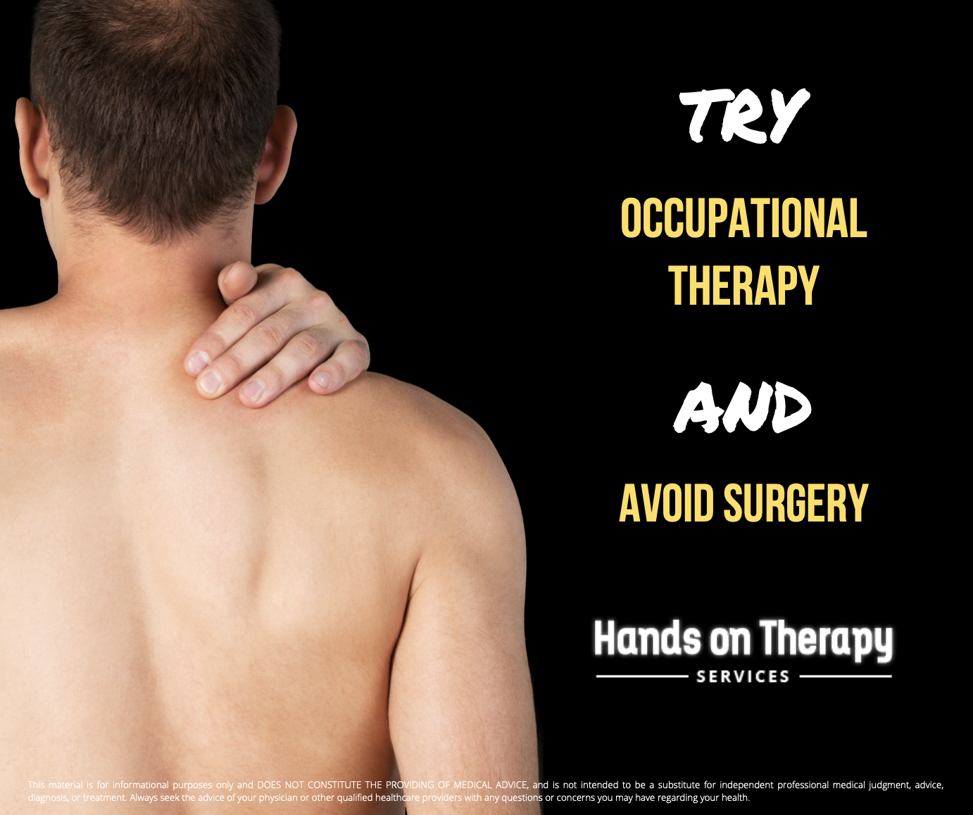 occupational therapy for rotator cuff